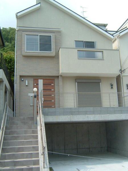 神戸市北区松が枝町 外観写真