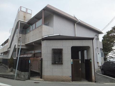 神戸市東灘区住吉山手 外観写真