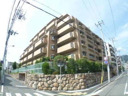 神戸市東灘区 中古マンション外観写真