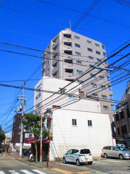 神戸市中央区 中古マンション外観写真