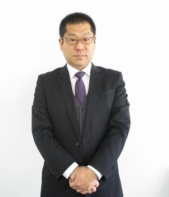 福田 拓也スタッフ写真